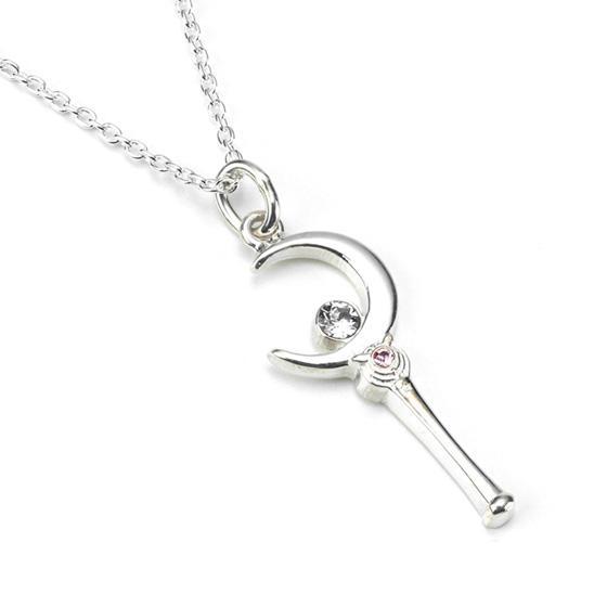 Sailor moon Moonstick pendant