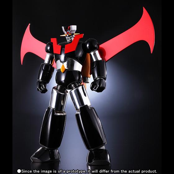 Super Robot Chogokin Mazinger Z Chogokin Z color Ver.