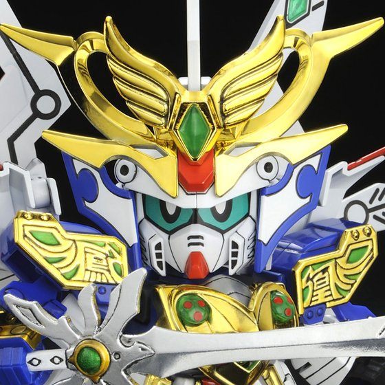 【高達模型感謝祭2.0】 LEGEND BB MUSHA GODMARU FINAL DECISIVE BATTLE Ver.