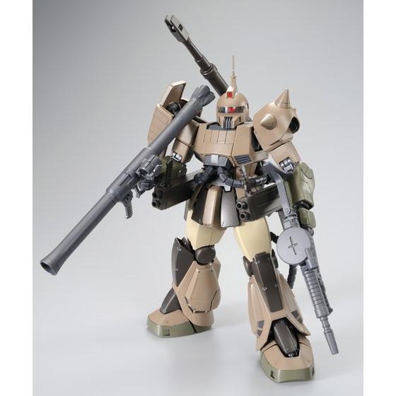 MG 1/100 ZAKU CANNON (GUNDAM UNICORN Ver.) 【PB Showroom 限量再販!】