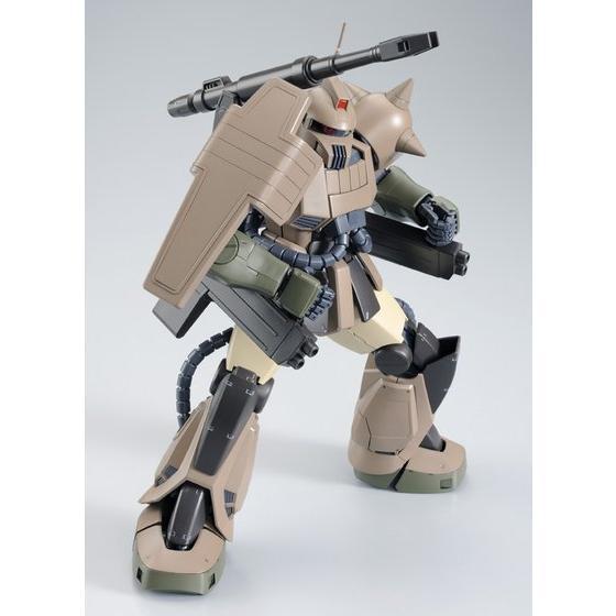 MG 1/100 ZAKU CANNON (GUNDAM UNICORN Ver.) 【PB 限量再販!】