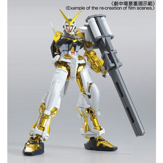 HG 1/144 GUNDAM ASTRAY GOLD FRAME
