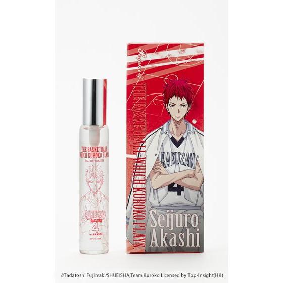 NESCRE Perfume of Kuroko's Basketball [Aug 2014 Delivery]