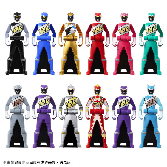 RANGER KEY Jyuden Sentai Kyoryuger
