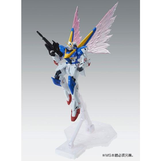"""MG 1/100 EXPANSION EFFECT UNIT """"WINGS OF LIGHT"""" for VICTORY TWO GUNDAM Ver.Ka [2019年3月發送]"""