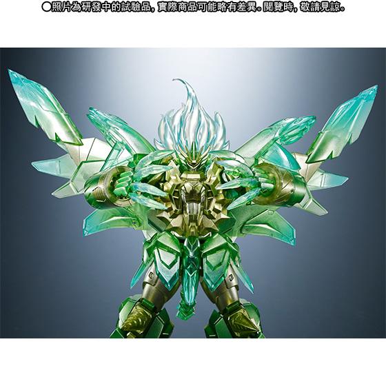 Super Robot Chogokin GENESIC GAOGAIGAR - Hell and Heaven Ver. -