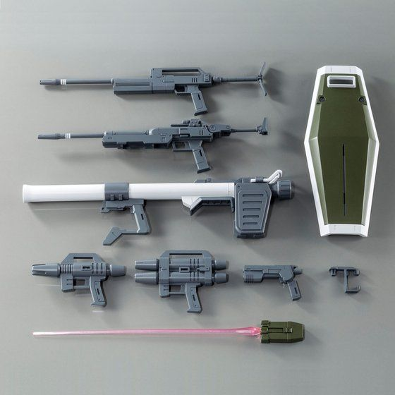MG 1/100 RGM-79SC TENNETH A. JUNG'S GM SNIPER CUSTOM [2019年12月發送]