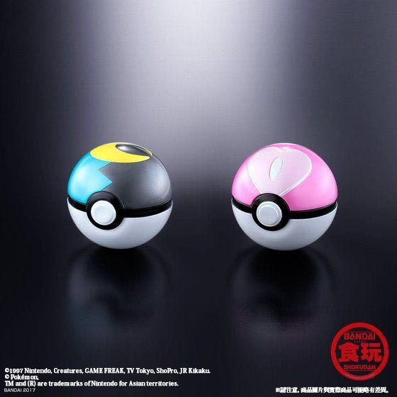 POKE BALL COLLECTION SPECIAL 02 W/O TABLET CANDY [2019年1月發送]