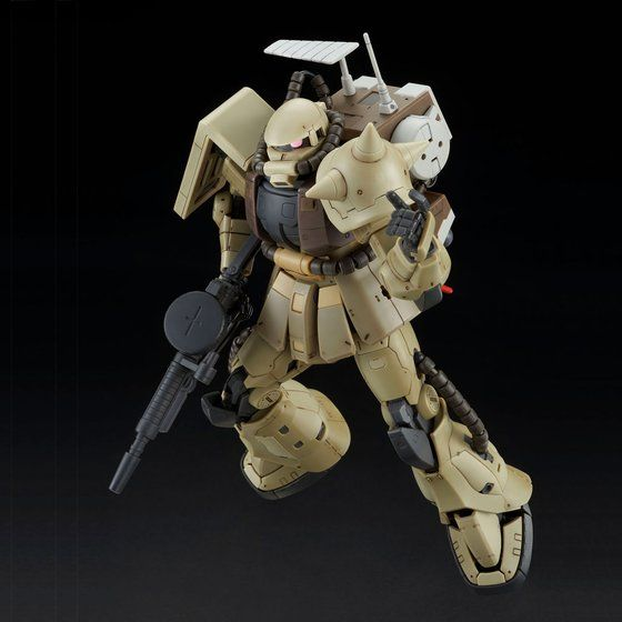 RG 1/144 MS-06F ZAKU MINELAYER [2021年4月發送]