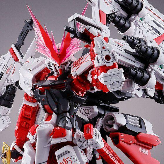 MG 1/100 GUNDAM ASTRAY RED DRAGON [2019年5月發送]