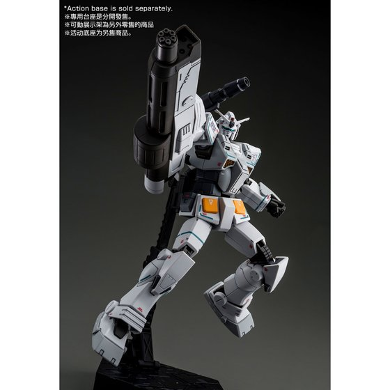 HG 1/144 HEAVY GUNDAM (ROLLOUT COLOR)  [2019年12月發送]