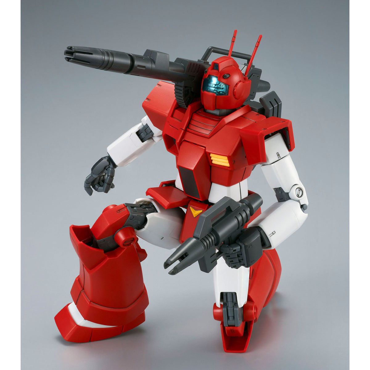 MG 1/100 GM CANNON [RED HEAD](JABURO DEFENSE FORCE TYPE) [2019年12月發送]