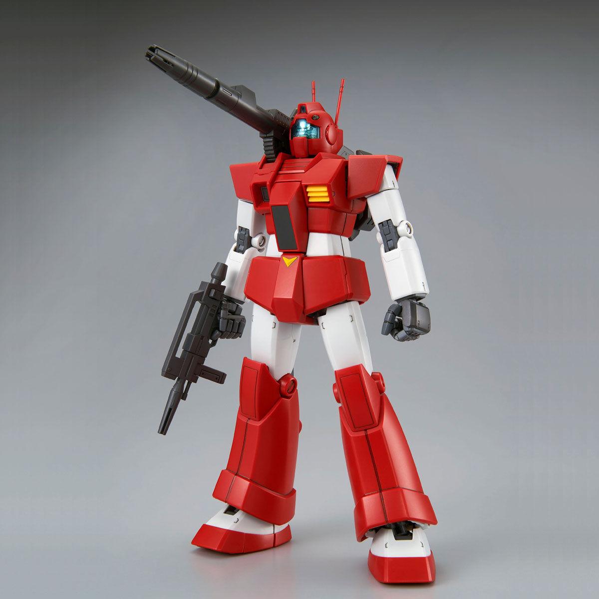 MG 1/100 GM CANNON [RED HEAD](JABURO DEFENSE FORCE TYPE)  [2021年8月發送]