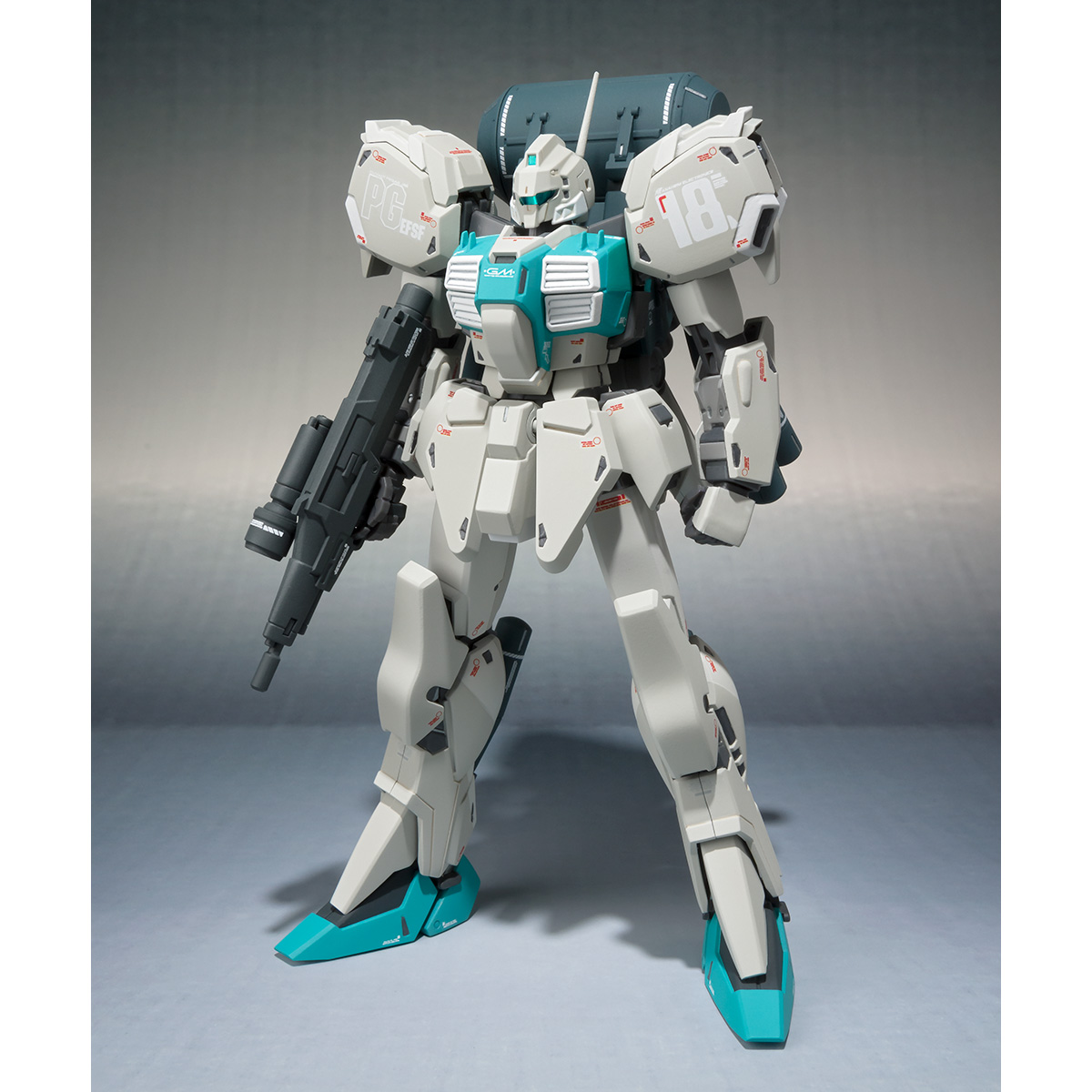 THE ROBOT SPIRITS (Ka signature) <SIDE MS> NERO LUNAR LANDING TYPE MARKING PLUS Ver.