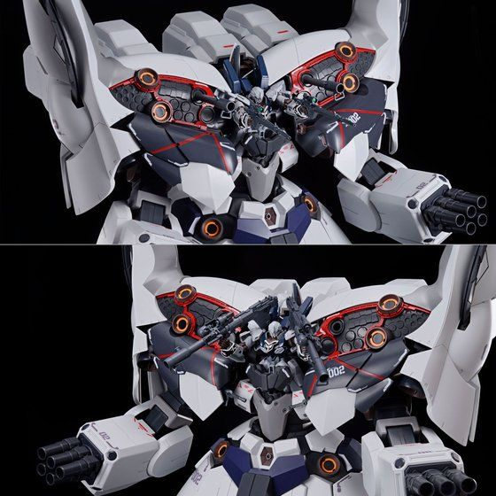 HG 1/144 II NEO ZEONG (NARRATIVE Ver.) [2019年5月發送]
