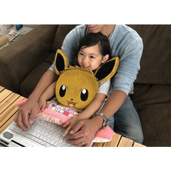 POKEMON PC CUSHION EEVEE II [2019年1月發送]