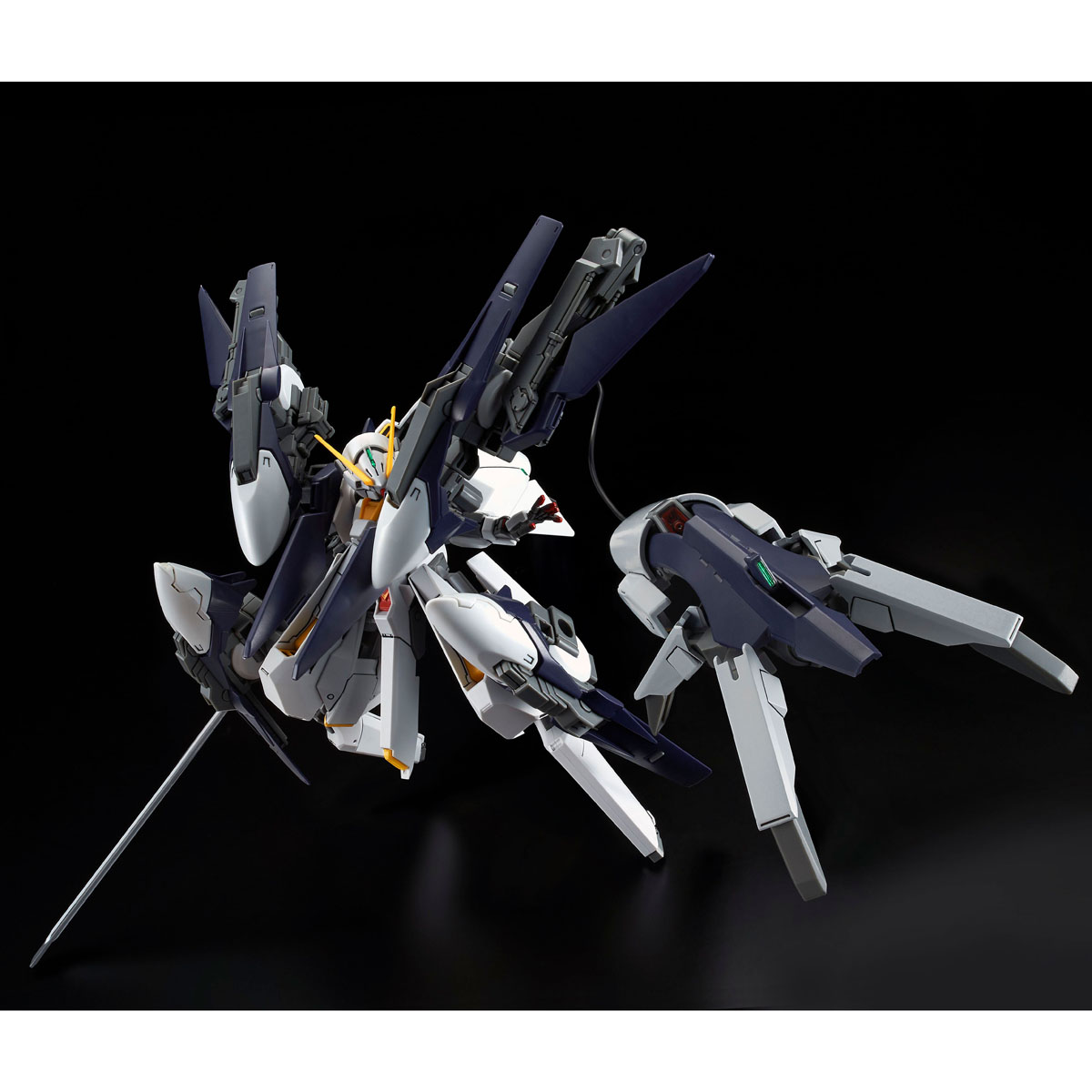HG 1/144 HRUDUDUⅡ EXPANSION SET (ADVANCE OF Z THE FLAG OF TITANS) [2020年6月發送]