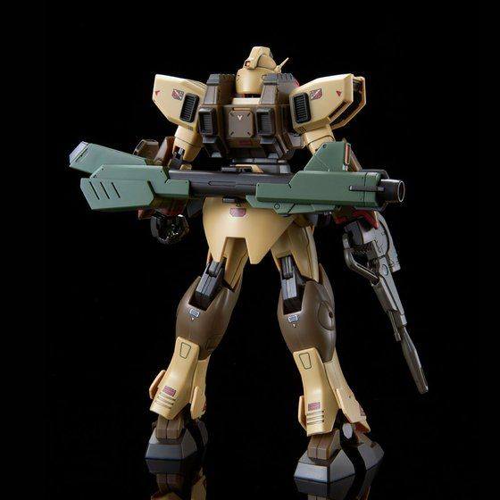 RE/100 1/100 GUN EZ GROUND TYPE