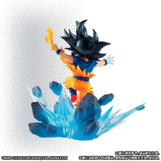 UG DRAGONBALL SON GOKU AUTONOMOUS ULTRA INSTINCT Sign