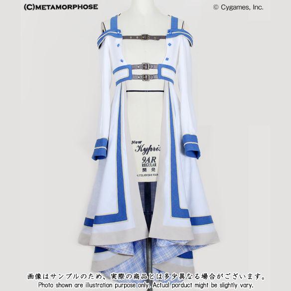 碧藍幻想 庫庫魯開襟腰封外套