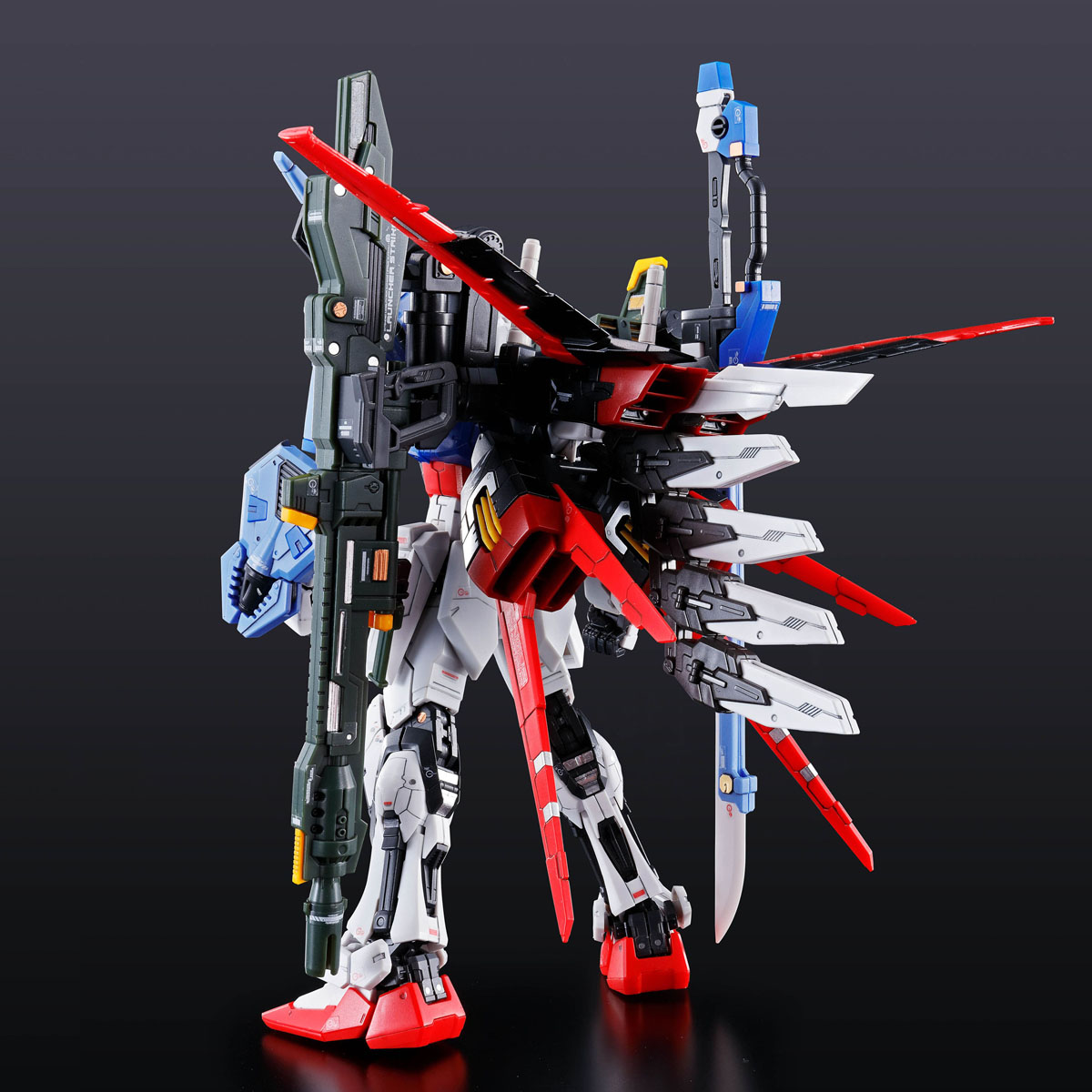 RG 1/144 PERFECT STRIKE GUNDAM [Jan 2020 Delivery]