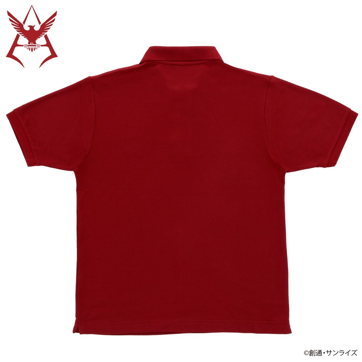 機動戰士高達 馬沙徽章 POLO SHIRT