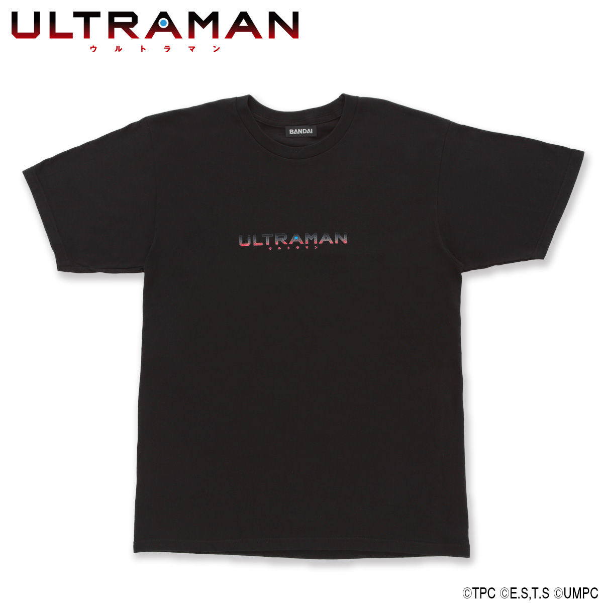《ULTRAMAN-超人再現-》LOGO T-SHIRT
