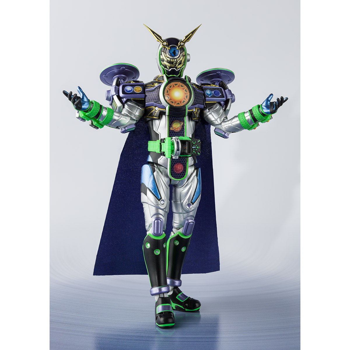 S.H.Figuarts KAMEN RIDER WOZGINGAFINALY THE STRONGEST IN THE UNIVERSE SET