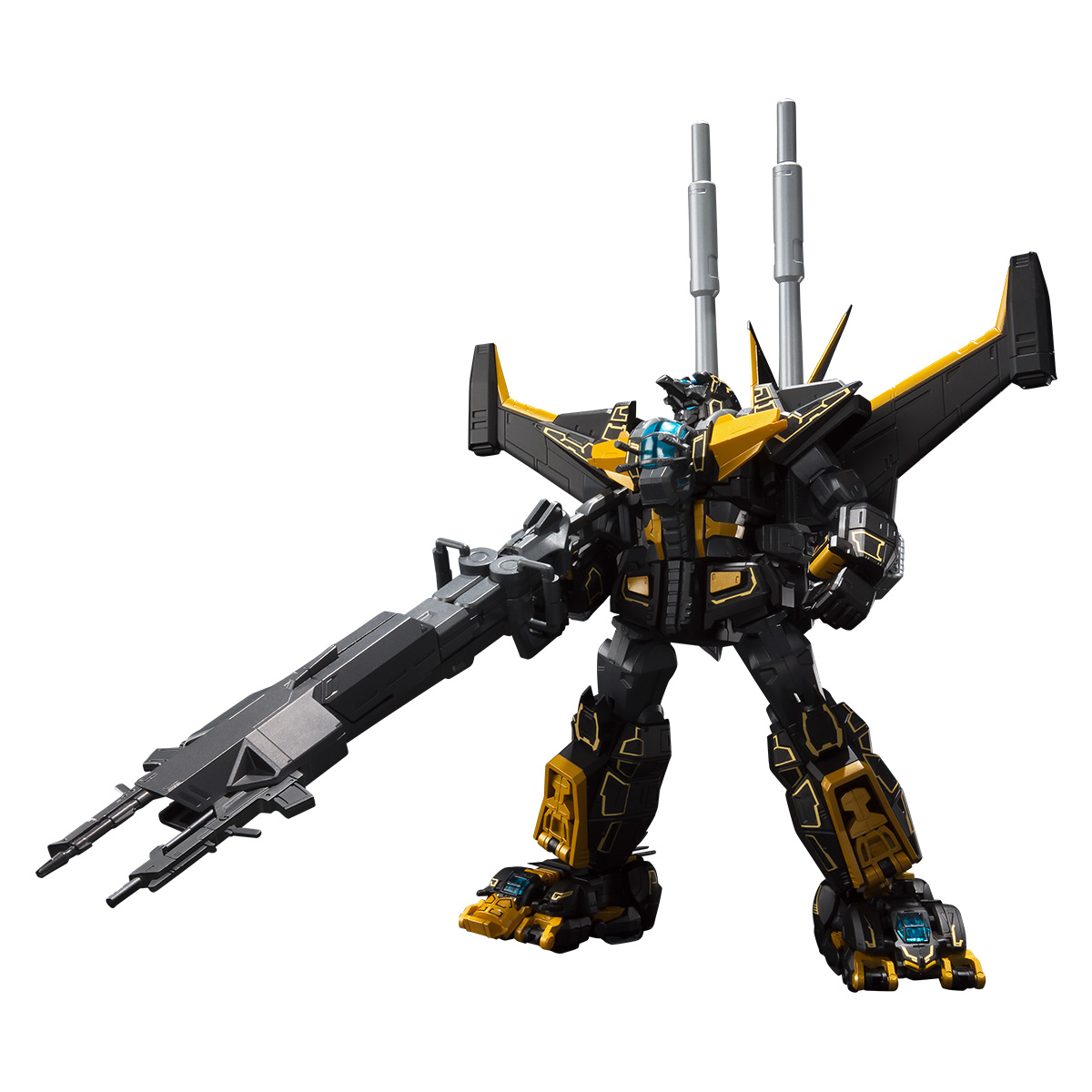 [免運費] SUPER MINIPLA SUPER BEAST MACHINE GOD DANCOUGA BLACK COLOR Ver.