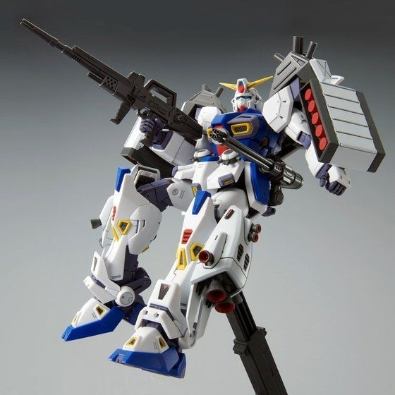 MG 1/100 MISSION PACK D-TYPE & G-TYPE for GUNDAM F90 [2021年1月發送]