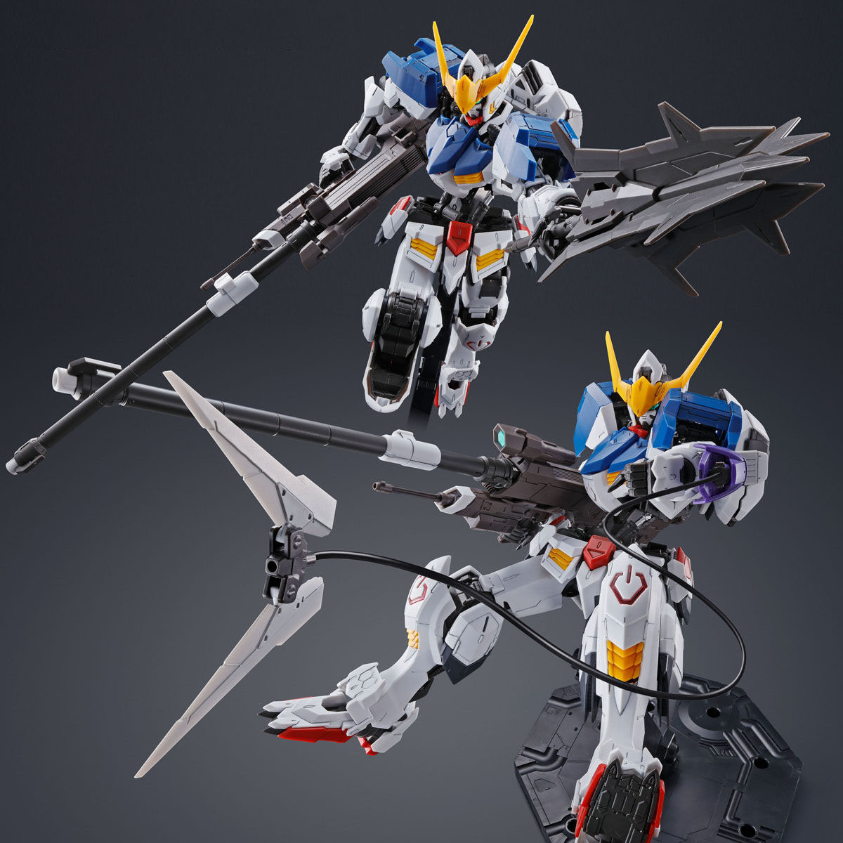 MG 1/100 EXPANSION PARTS SET for GUNDAM BARBATOS [2020年11月發送]