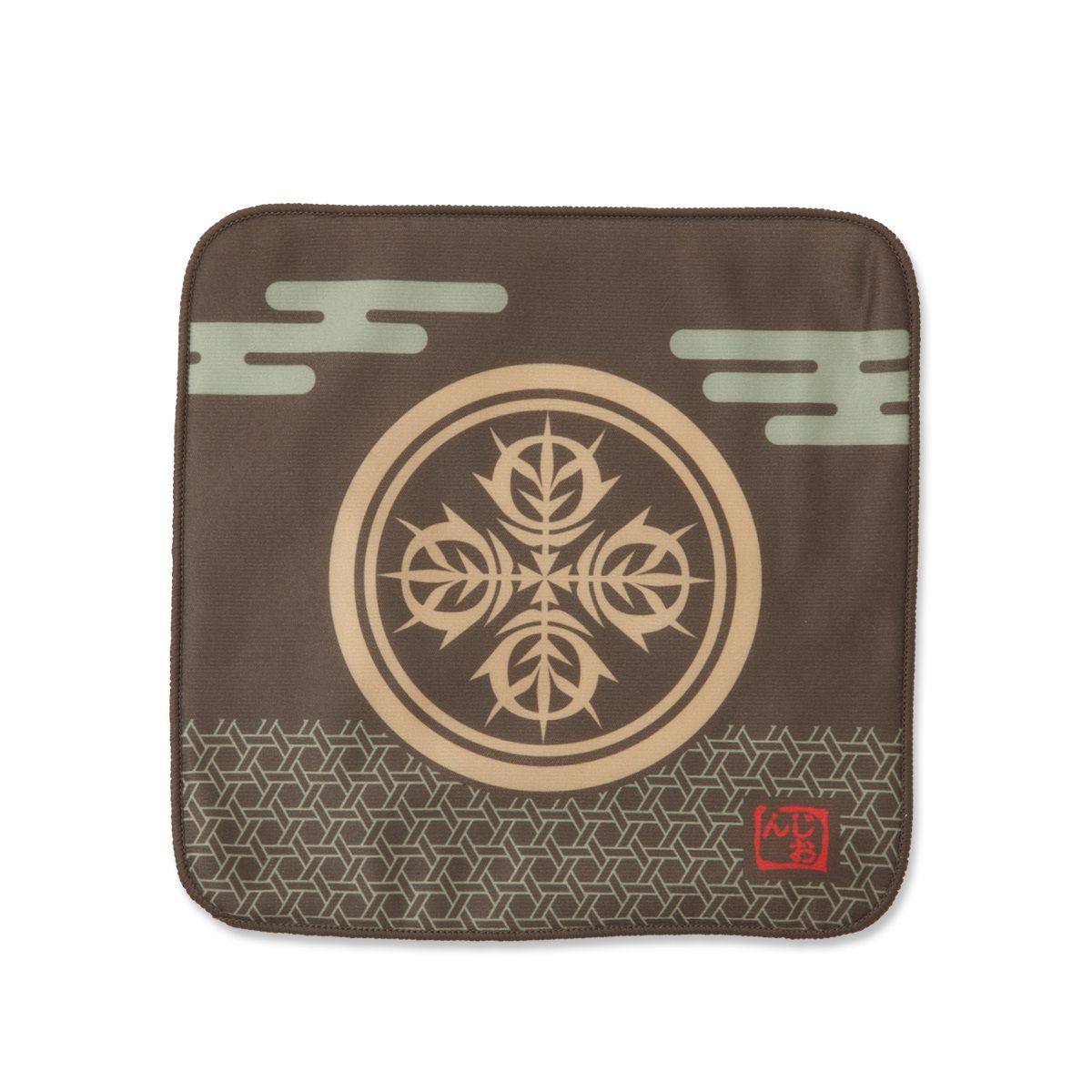 機動戰士高達 家紋圖案手帕