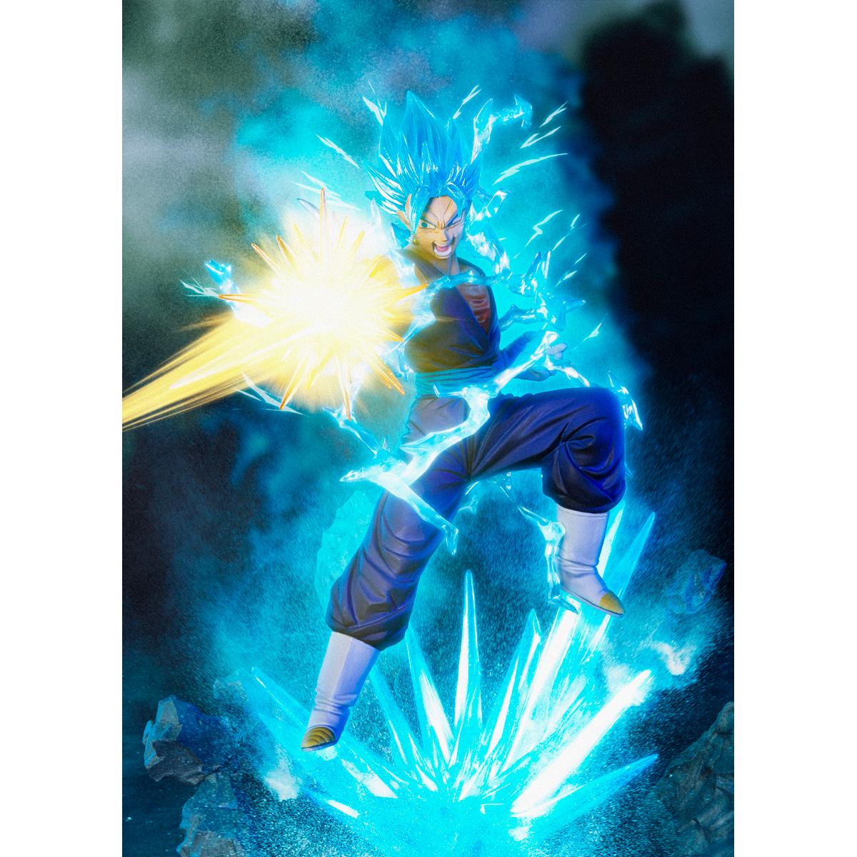 Figuarts ZERO SUPER SAIYAN GOD SUPER SAIYAN VEGITO-Event Exclusive Color Edition-[Sep 2020 Delivery]