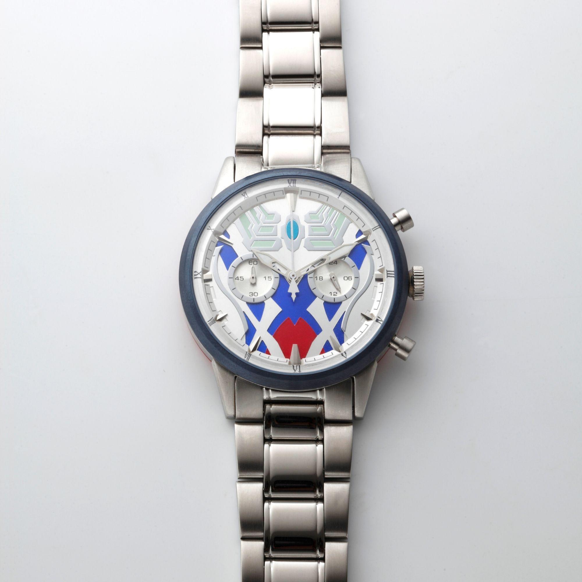 超人ZERO  10周年Anniversary紀念腕錶