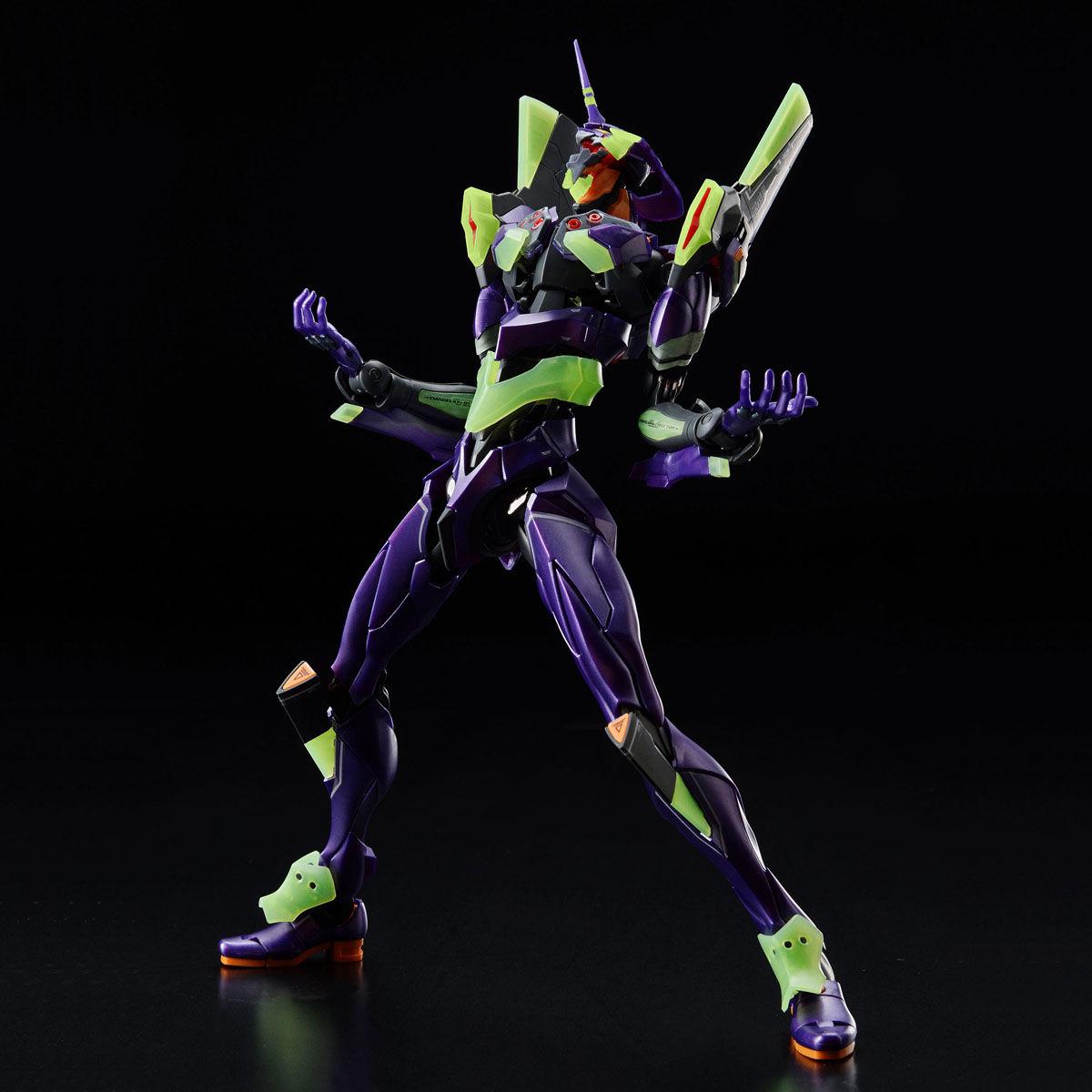 RG Multipurpose Humanoid Decisive Weapon, Artificial Human Evangelion Unit-01 [NIGHT COMBAT COLOR]  [2021年6月發送]