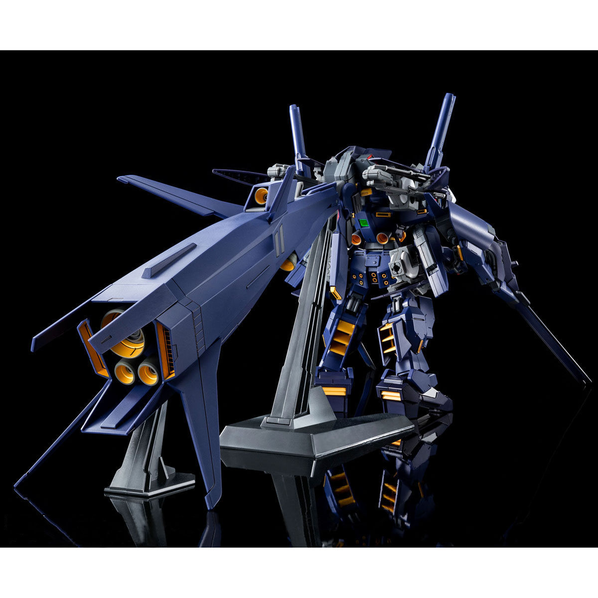 HG 1/144 BOOSTER EXPANSION SET FOR CRUISER MODE (COMBAT DEPLOYMENT COLORS)(ADVANCE OF Z THE FLAG OF TITANS) [2021年3月發送]