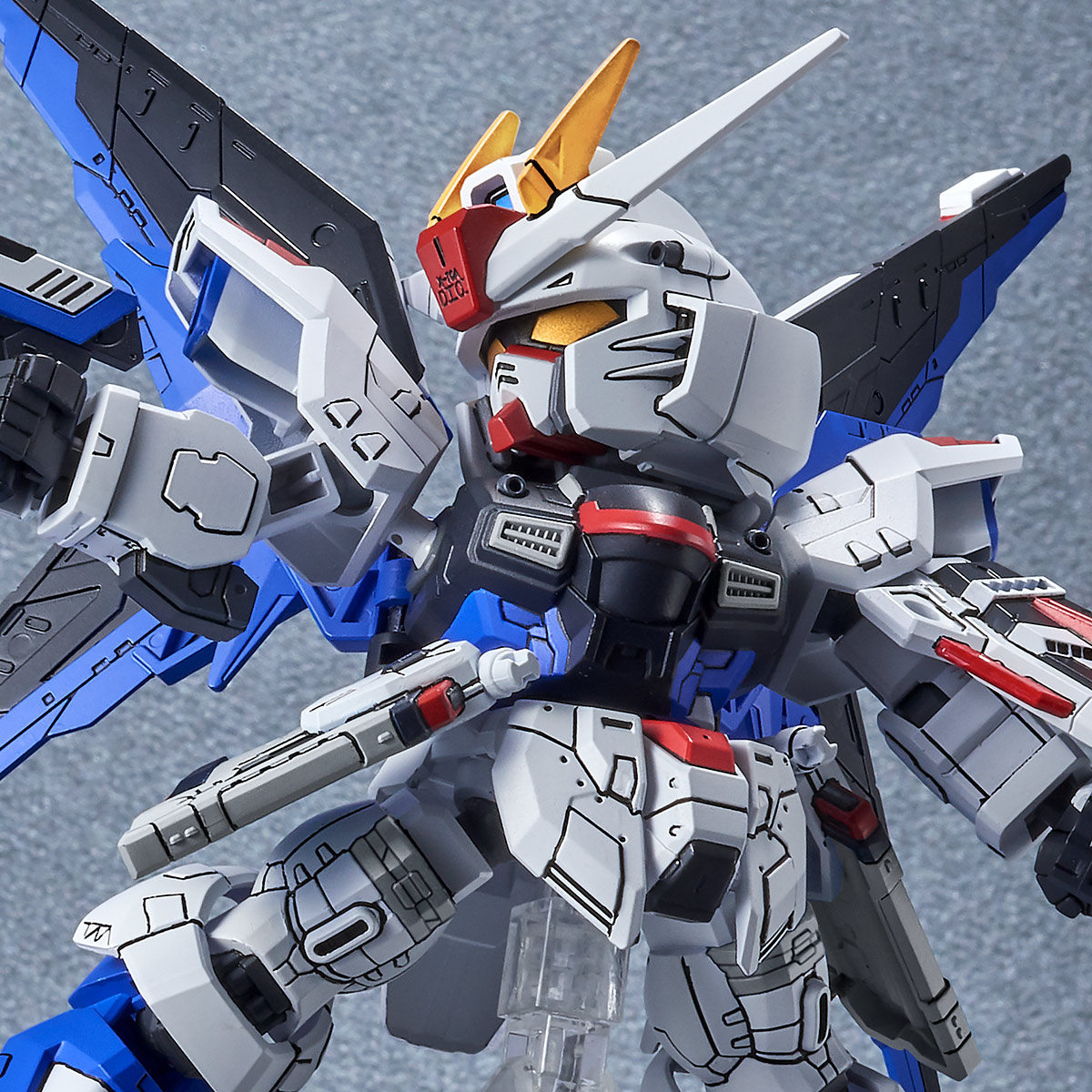 SD GUNDAM EX-STANDARD THE GUNDAM BASE LIMITED ZGMF-X10A FREEDOM GUNDAM Ver.GCP [2021年9月發送]