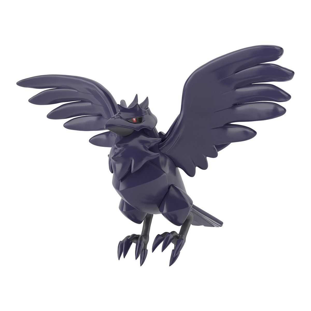 POKEMON SCALE WORLD GALAR CORVIKNIGHT W/O GUM