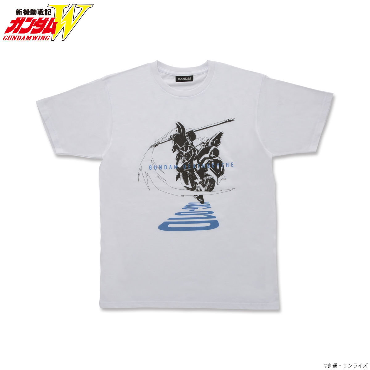 《新機動戰記高達W》單色插畫主題 T-SHIRT