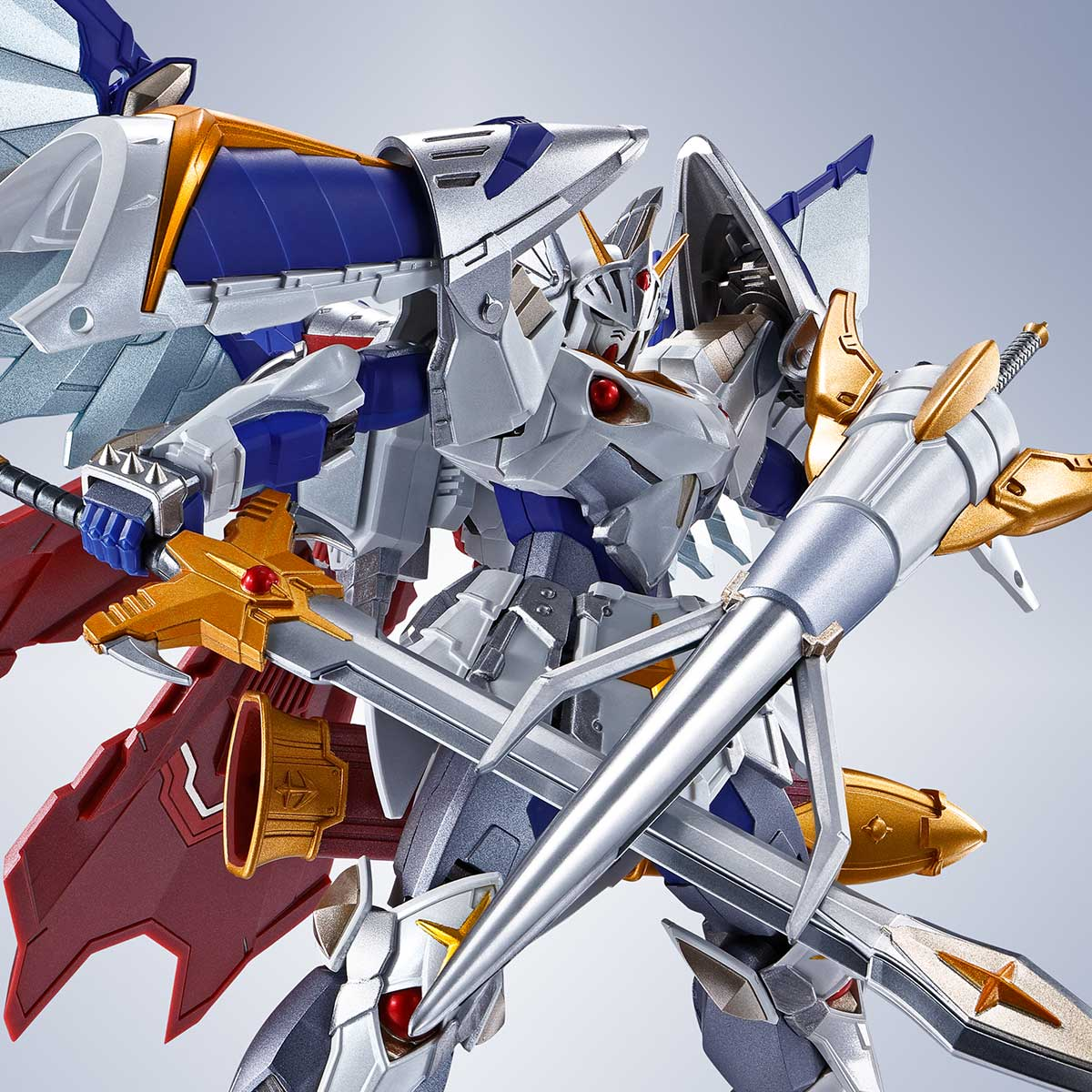 METAL ROBOT SPIRITS <SIDE MS> VERSAL KNIGHT GUNDAM (Real Type ver.)