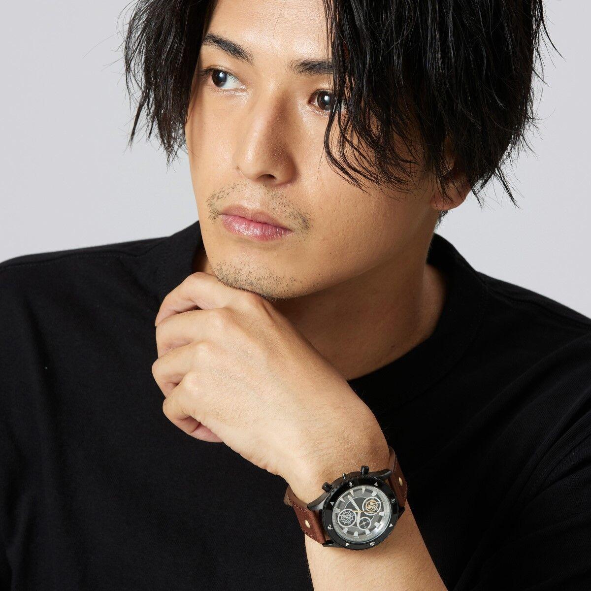 Kamen Rider Hibiki Takeshi Watch