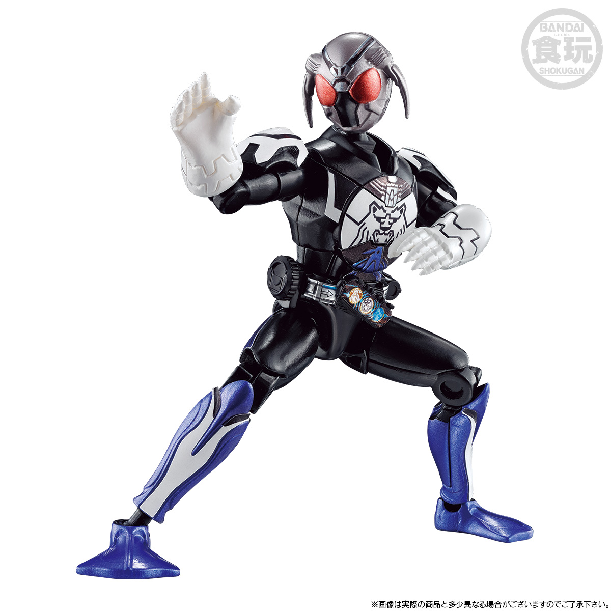 SO-DO CHRONICLE KAMEN RIDER OOO SEISHIROGIN COMBO & SHIKAZESHI COMBO SET W/O GUM