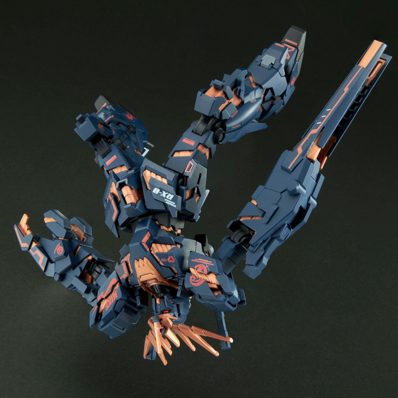 HG 1/144 UNICORN GUNDAM 02 BANSHEE(DESTROY MODE) Ver.NIKE SB [2022年1月發送]
