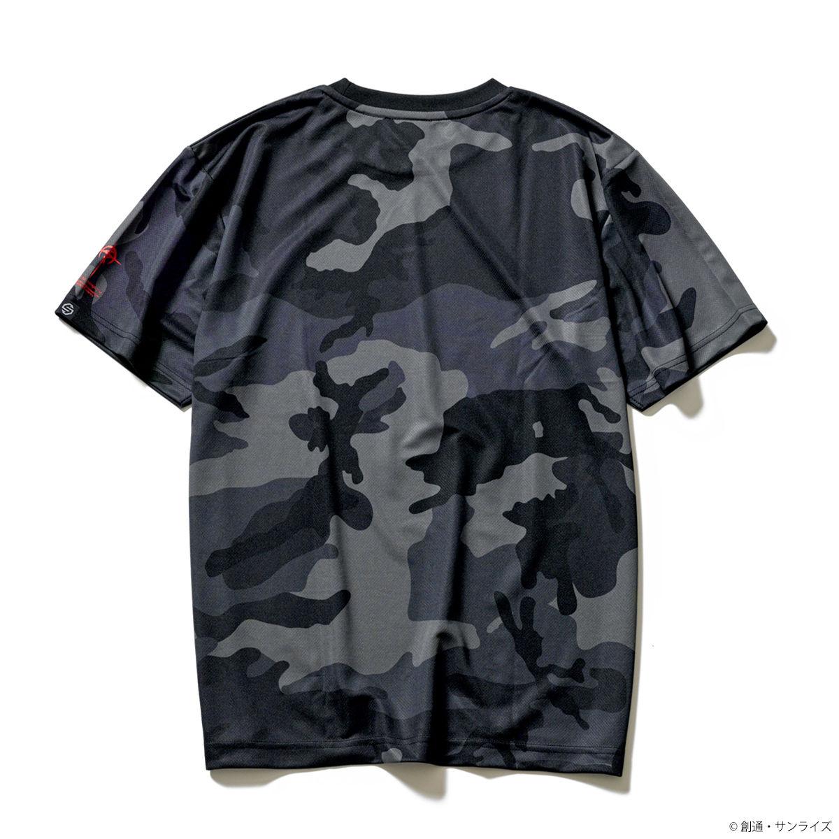 Mafty Camo Shirt—Mobile Suit Gundam Hathaway/STRICT-G Collaboration