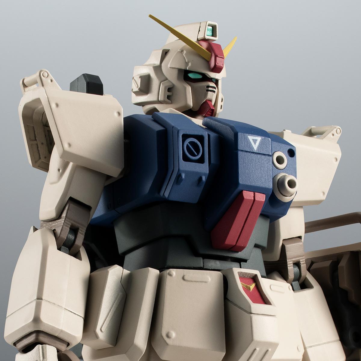 THE ROBOT SPIRITS <SIDE MS> RX-79(G) GUNDAM GROUND TYPE DESERT TYPE ver. A.N.I.M.E.