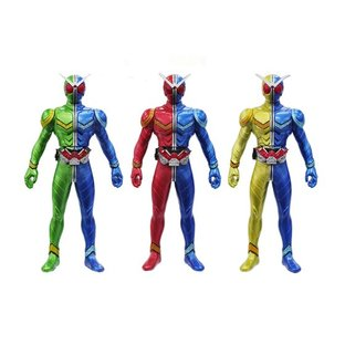 Soft Figure KAMEN RIDER W TRIGGER Limited Edition 3-in 1 Set [2013年4月發送]