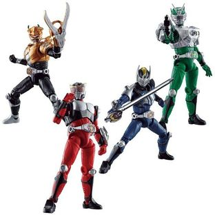 SO-DO CHRONICLE KAMEN RIDER RYUKI SET W/O GUM