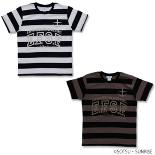 E.F.S.F MOBILE SUIT GUNDAM STRIPED TEE