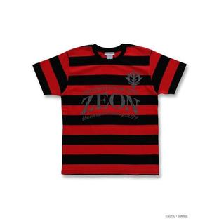 ZEON MOBILE SUIT GUNDAM STRIPED TEE [2017年9月發送]