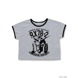 RX-78-2 MOBILE SUIT GUNDAM CROPPED TEE [2017年9月發送]